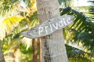 Social Construktion - Private Beach
